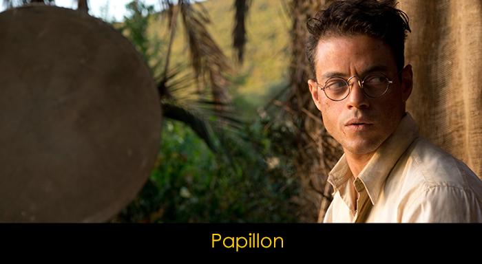 En iyi Rami Malek filmleri - Papillon
