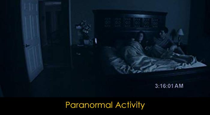 En İyi Korku Filmleri - Paranormal Activity
