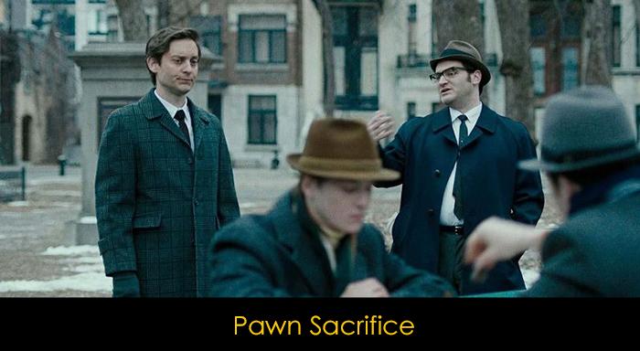 Satranç konulu filmler - Pawn Sacrifice