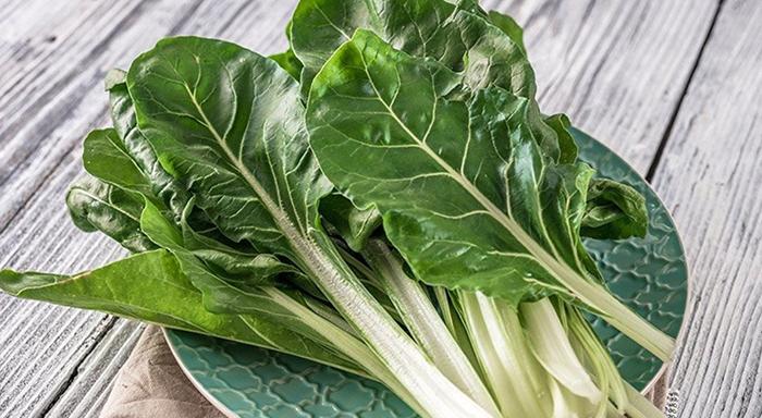 Düşük kalorili sebzeler - Pazı