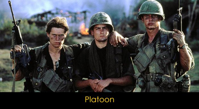 En İyi Oliver Stone Filmleri - Platoon