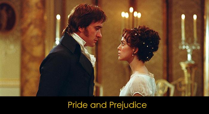 En İyi Aşk Filmleri - Pride and Prejudice