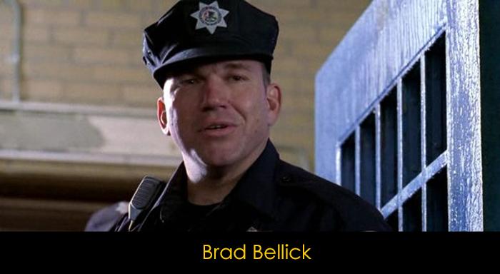 Prison Break oyuncuları - Brad Bellick