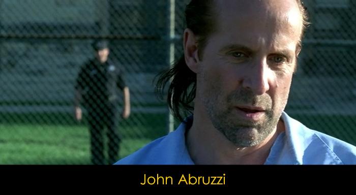 Prison Break oyuncuları - John Abruzzi