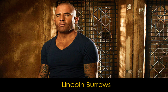 Prison Break oyuncuları - Lincoln Burrows