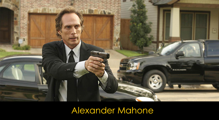 Prison Break oyuncuları - Alexander Mahone