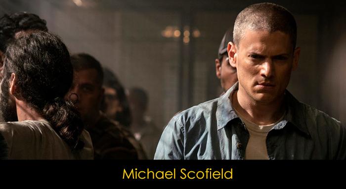Prison Break oyuncuları - Michael Scofield