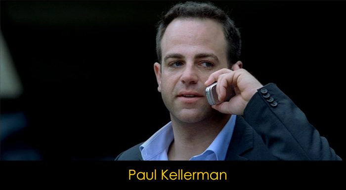 Prison Break oyuncuları - Paul Kellerman