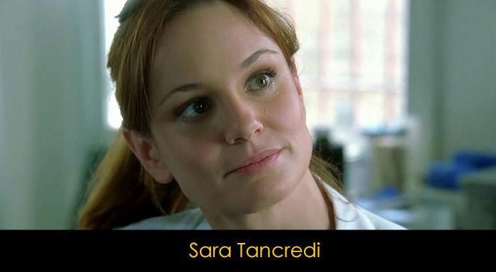 Prison Break oyuncuları - Sara Tancredi