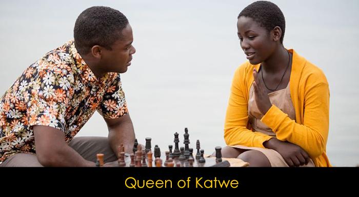 Satranç konulu filmler - Queen of Katwe