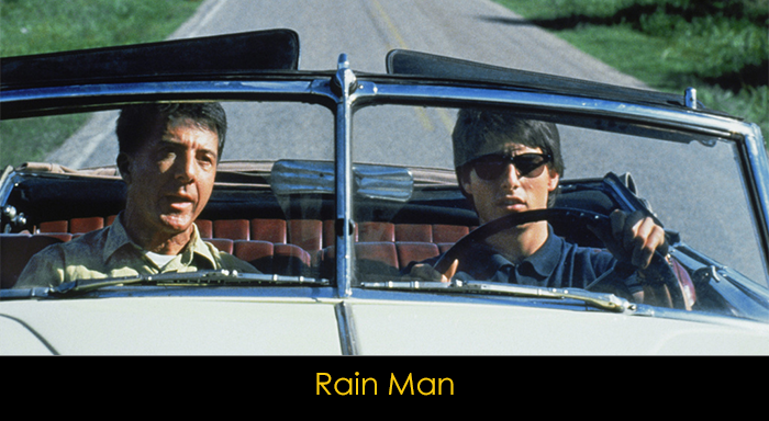 En İyi Dram Filmleri - Rain Man