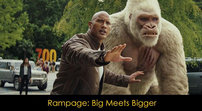 Dwayne Johnson filmleri - Rampage