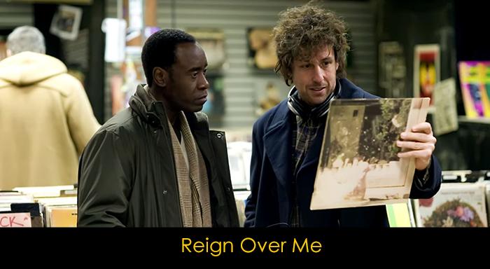 En İyi Adam Sandler Filmleri - Reign Over Me