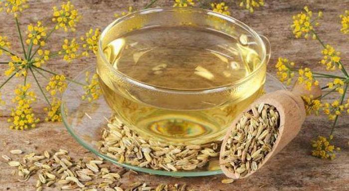 bitki çayı türleri - rezene çayı