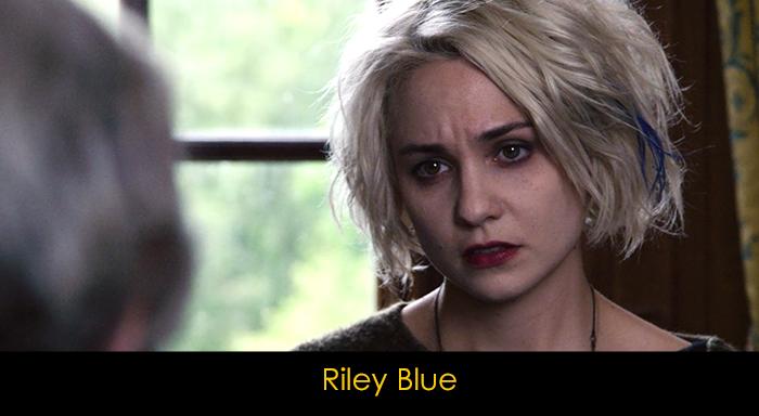 Sense8 dizisi oyuncuları - Riley Blue