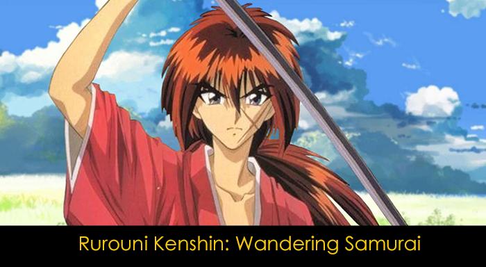 En iyi 20 anime - Kenshin