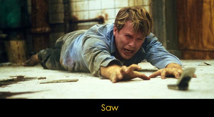 En İyi Korku Filmleri - Saw