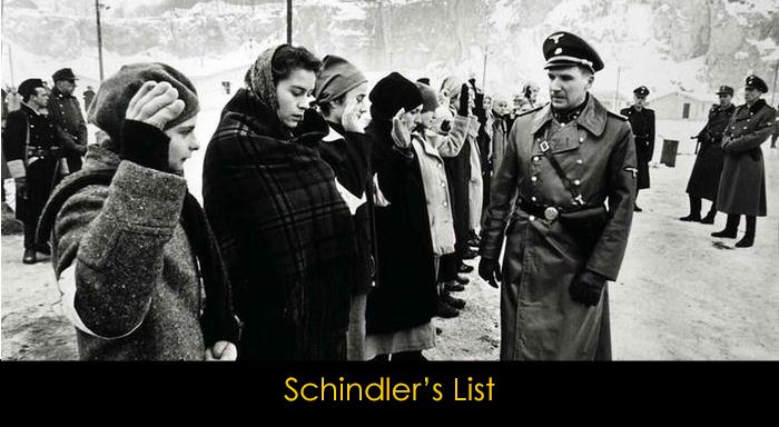 En İyi Dram Filmleri - Schindler's List