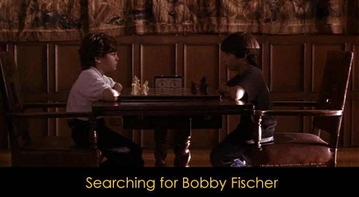 Satranç konulu filmler - Searching for Bobby Fischer
