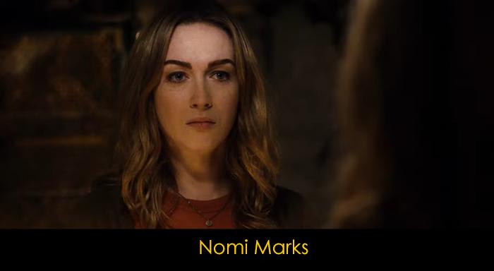 Sense8 dizisi oyuncuları - Nomi Marks