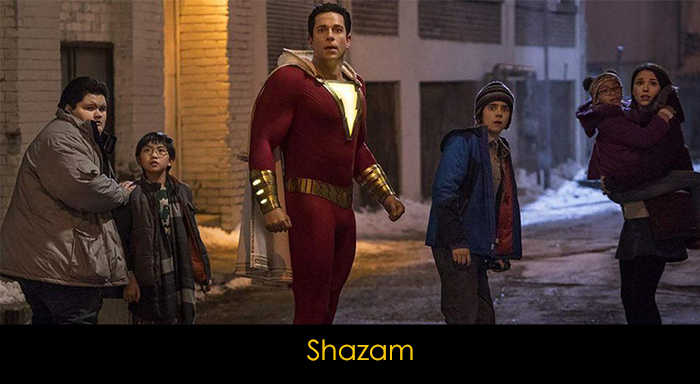 DC Filmleri - Shazam