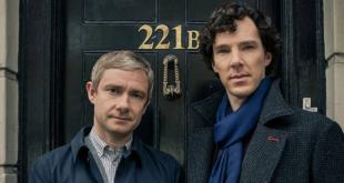 Sherlock dizisi konusu