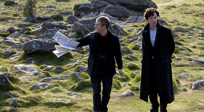 Sherlock testi - Baskerville Bölümü