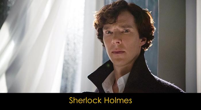 Sherlock dizisi oyuncuları - Sherlock Holmes