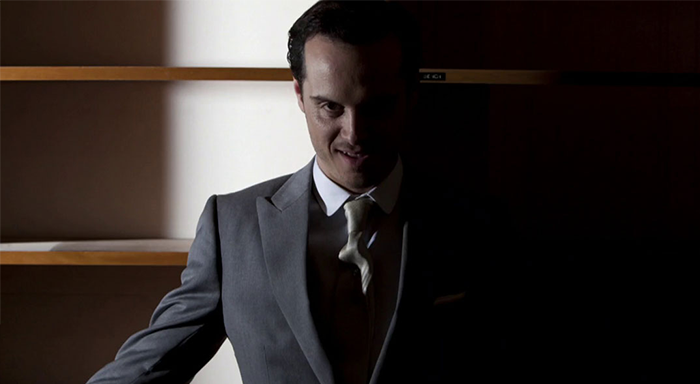 Sherlock dizisi - Moriarty