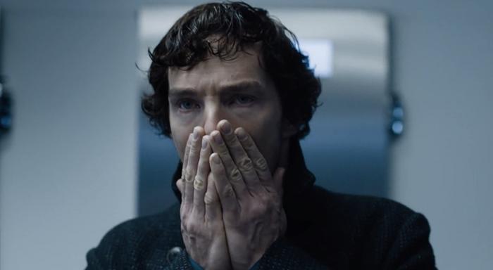 Sherlock The Reichenbach Fall bölümü