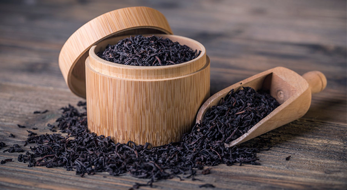 bitki çayı türleri - siyah çay