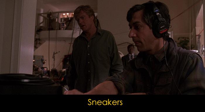 Hacker Filmleri - Sneakers