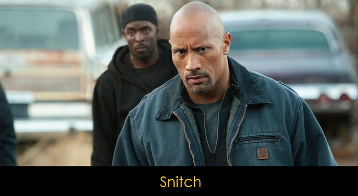 Dwayne Johnson filmleri - Snitch