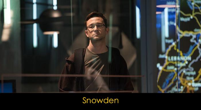 En İyi Oliver Stone Filmleri - Snowden