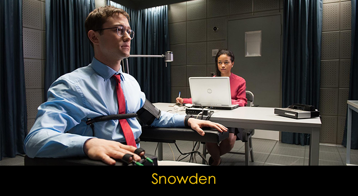 Hacker Filmleri - Snowden