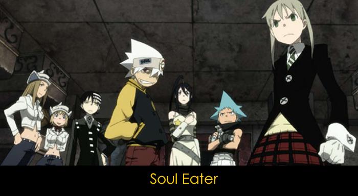 En iyi 20 anime - Soul Eater