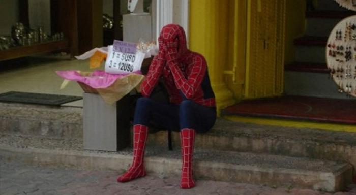 Spiderman bilgileri - Spiderman yaratılma