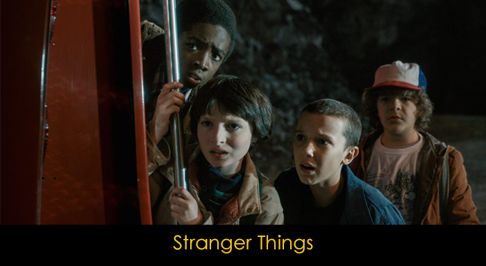 En İyi Amerikan Netflix dizileri - Stanger Things
