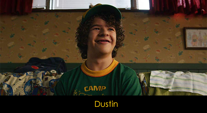 Stranger Things oyuncuları - Dustin