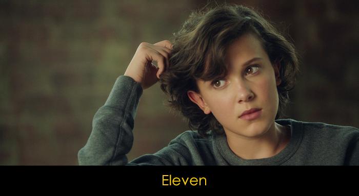 Stranger Things oyuncuları - Eleven