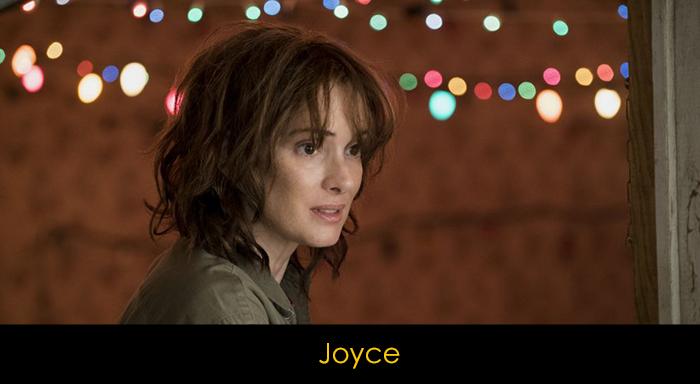 Stranger Things oyuncuları - Joyce