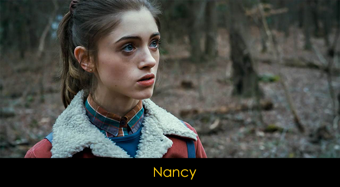 Stranger Things oyuncuları - Nancy