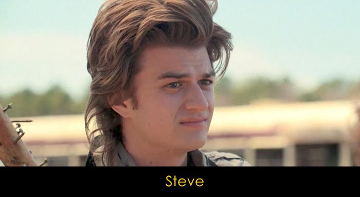 Stranger Things oyuncuları - Steve
