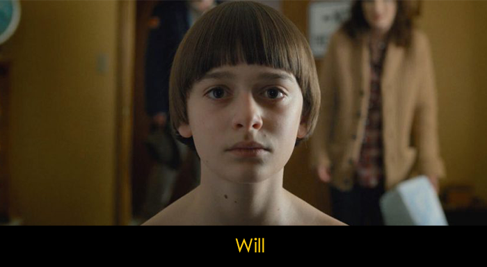 Stranger Things oyuncuları - Will