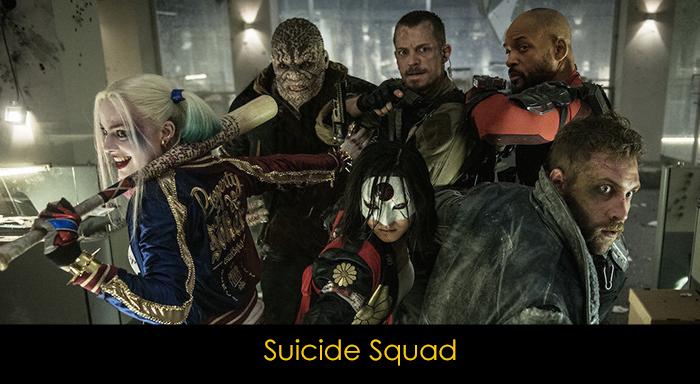 DC Filmleri - Suicide Squad