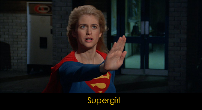 DC Filmleri - Supergirl