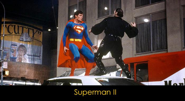 DC Filmleri - Superman II