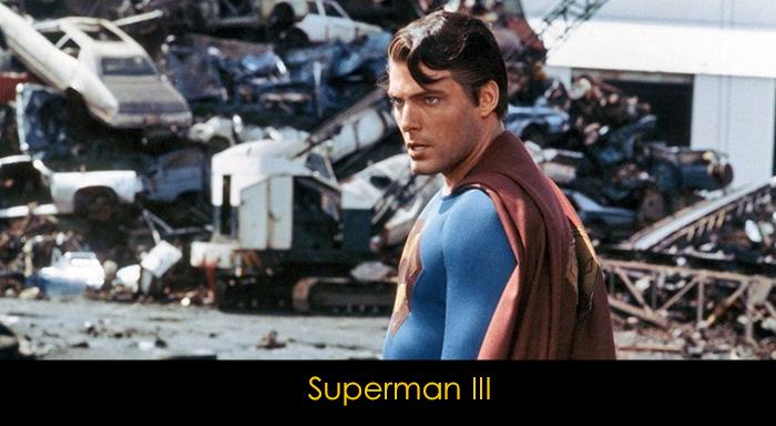 DC Filmleri - Superman III