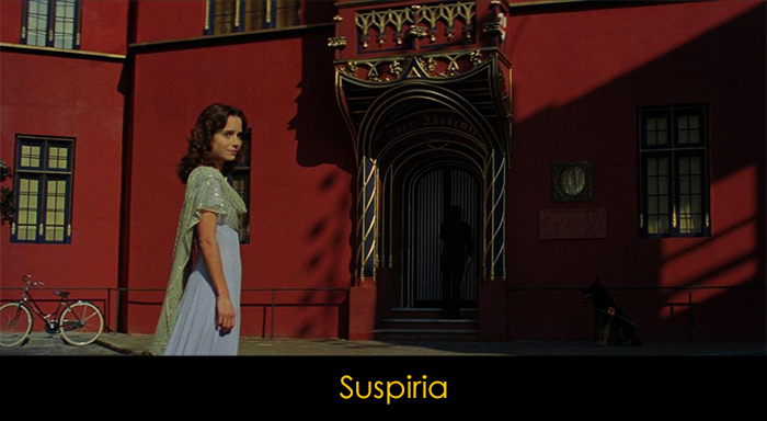 En İyi Korku Filmleri - Suspiria