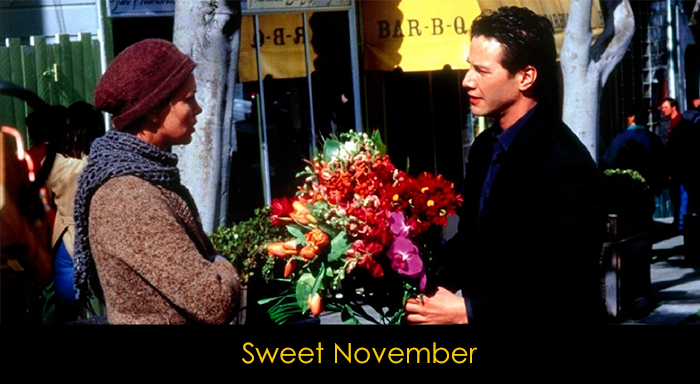 Keanu Reeves Filmleri - Sweet November